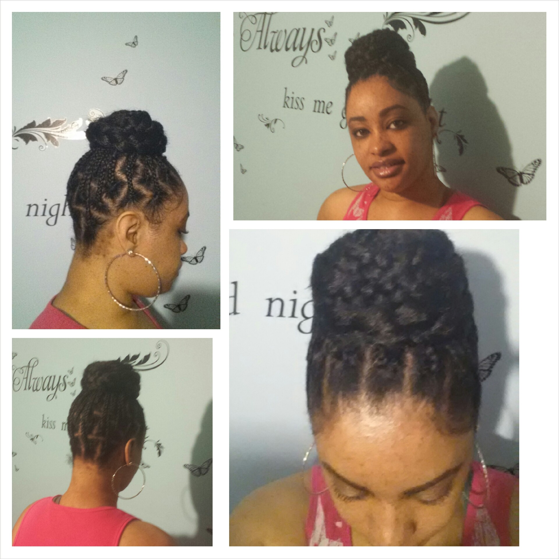 spring break protective styling.