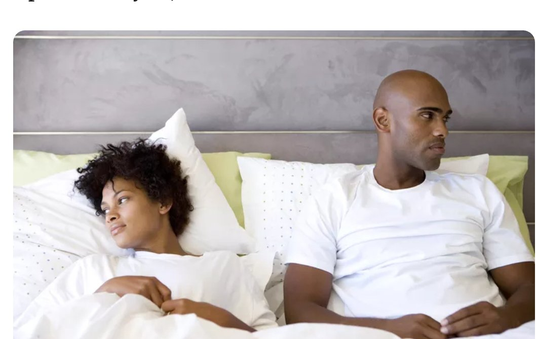 Sexless marriages, should you cheat, get a divorce or suffer